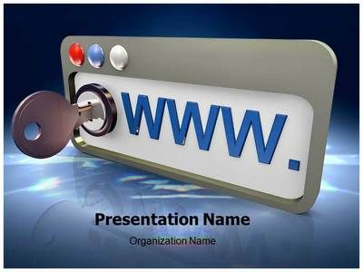 Download our professional-looking #PPT template on #Internet #Security and make…