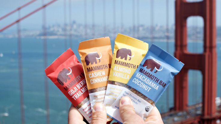 Organic food bars made without all the weird stuff. Low-ish carb.