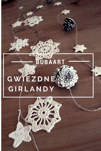 BUBAart : Gwiezdne girlandy