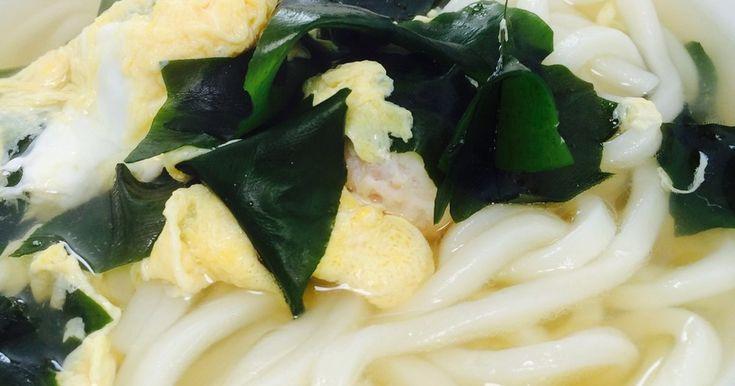 白だし うどんスープ 簡単 関西風 by kepipi [クックパッド] 簡単おいしいみんなのレシピが237万品