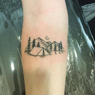 camp tattoo - Google Search