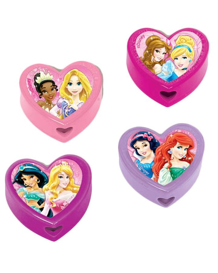 Disney Sparkle Princess Pencil Sharpener