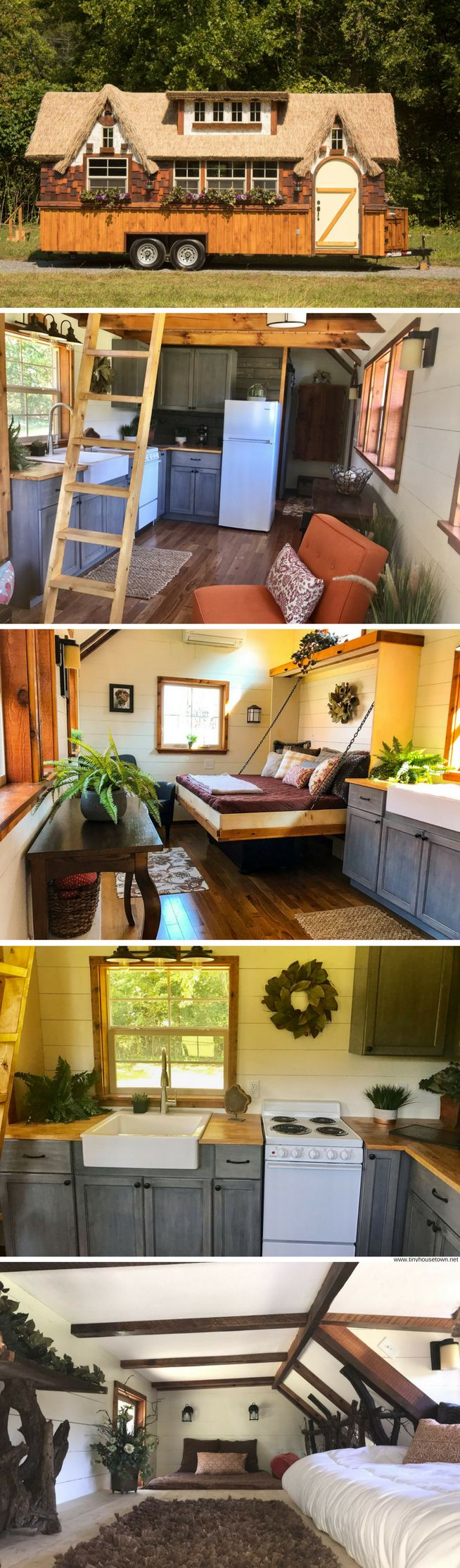 The Highland Home from Incredible Tiny Homes