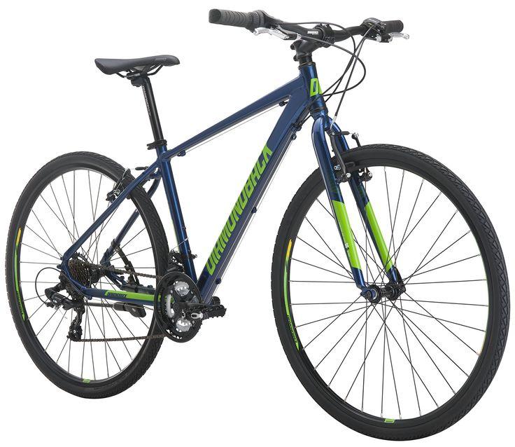 Diamondback Bicycles Trace St Dual Sport Bike Bicycle
