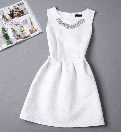 2016 Summer Dress - Multiple Colors Available - Dress #165