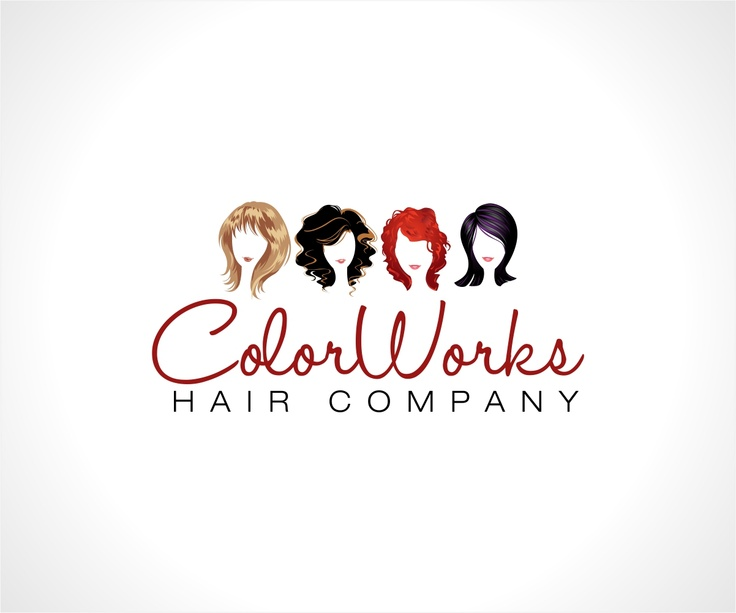 17 Best images about logo coiffure on Pinterest | Laser hair removal Coiffures and Logo design
