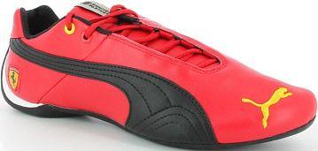 Puma Future Cat Scuderia Ferrari bőr férfi cipő