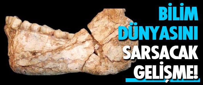 Fas'ta Bilim dünyasını derinden sarsacak bir gelişme yaşandı. Fas'ta 300 bin yıllık insan iskeleti kalıntısı bulunduğu bildirildi.