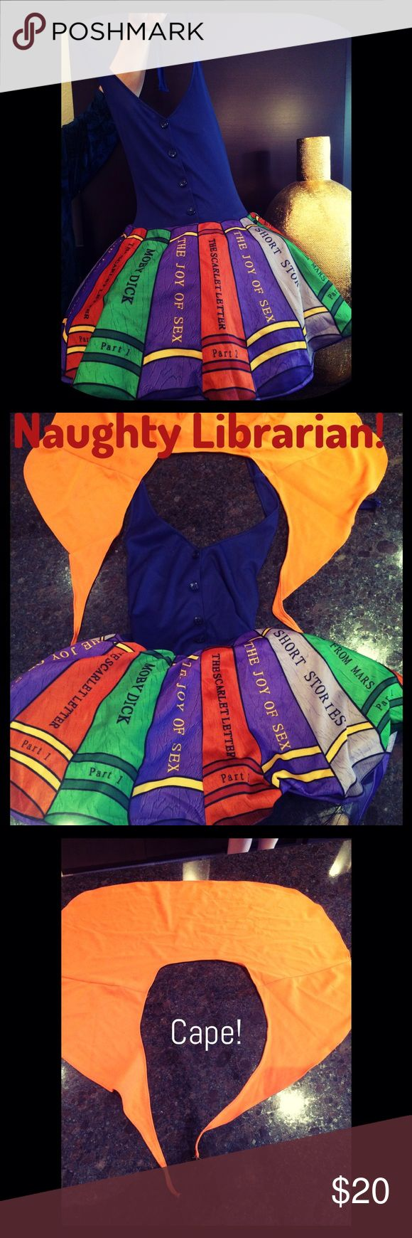 naughty librarian costume - Naughty Librarian Halloween Costume