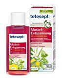 Tetesept Muskel Entspannung Bad 125 ml 2er Pack (2 x 125 ml)