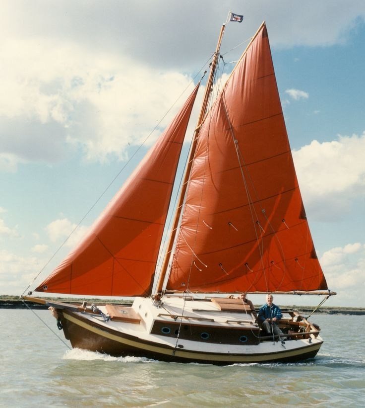 sailboat wooden | Boat Building and Wood | Sail boats | Pinterest | Yacht boat, Wooden sailboat ...