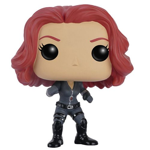 Figurine Black Widow (Captain America Civil War) - Figurine Funko Pop http://figurinepop.com/black-widow-captain-america-civil-war-funko