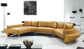 Image Result For Double Sided Curved Sofa Contemporary Leather