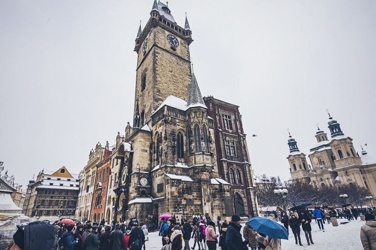A Snow Day in Prague – The Best of Winter in Prague