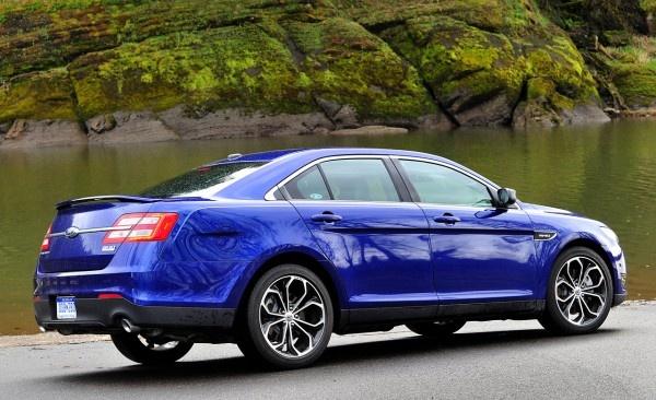 2013 Ford Taurus SHO #ford #taurus #sho #sedan #cars #auto #beyerford #morristown #newjersey #nj