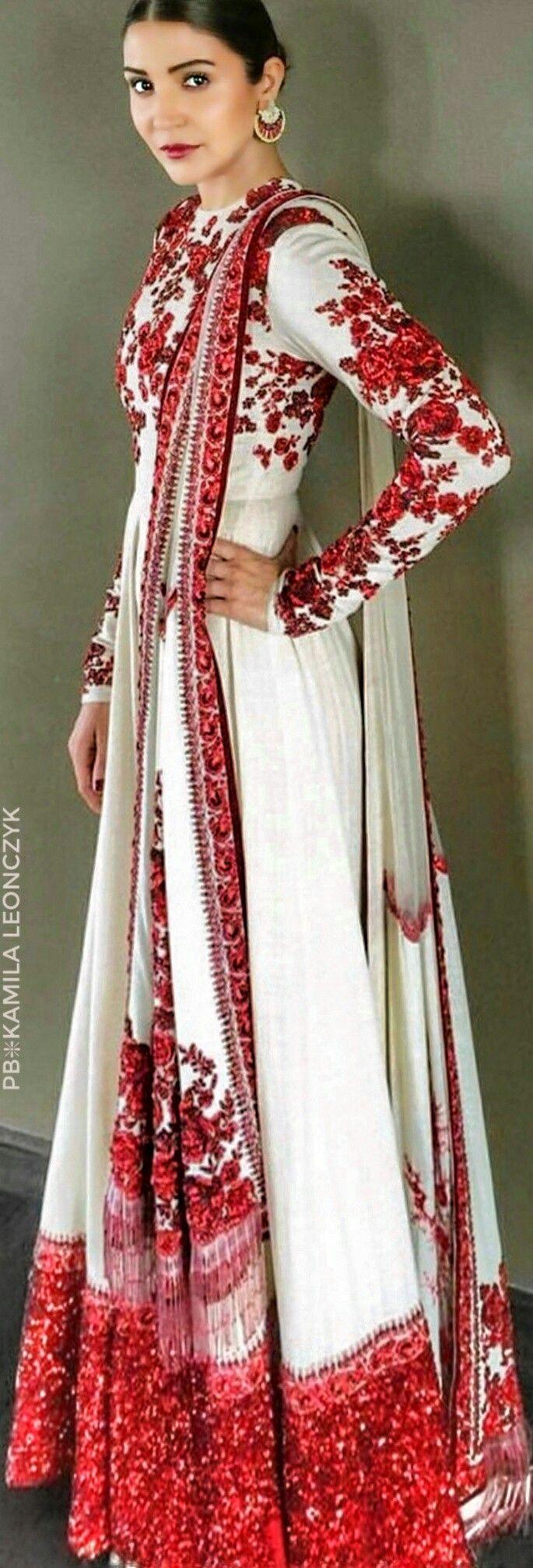 Rimple & Harpreet Narula Outfits and Isharya Earrings