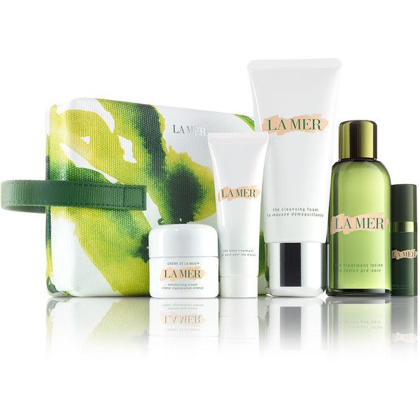 La Mer Ultimate Carry-on ($190) ❤ liked on Polyvore featuring beauty products, skincare, face care and face moisturizers