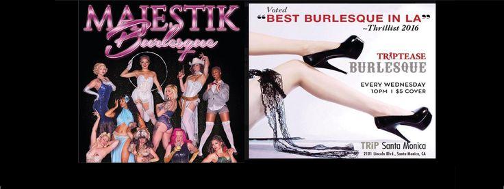 2017_08_17 - Blondy Violet @ Majestik Burlesque - LAS VEGAS   2017_08_23 - Blondy Violet @ TripTease Burlesque - Santa Monica, Los Angeles