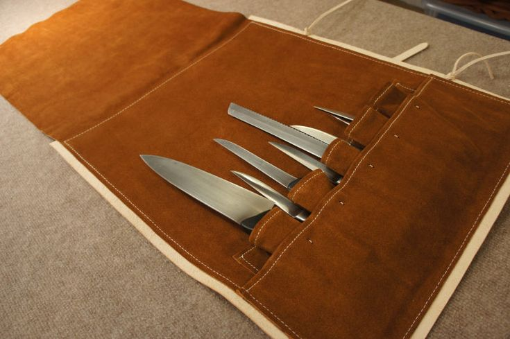 chefs knife bag dragonthorn leatherworks leather pinterest leather tool roll and chef knife. Black Bedroom Furniture Sets. Home Design Ideas