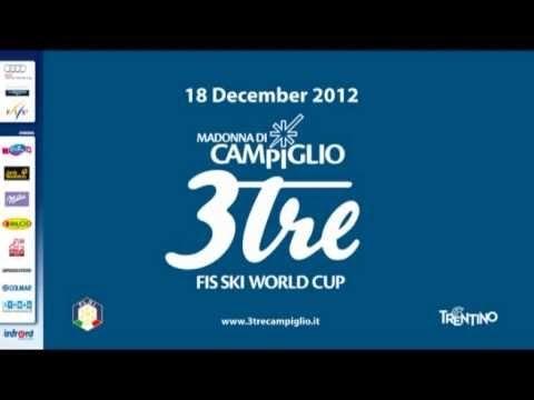 3-tre world cup slalom competition came back in Madonna di Campiglio in December 2012.  La storica gara di coppa del mondo di sci torna sul Canalone Miramonti di Madonna di Campiglio il 18 Dicembre 2012.  http://www.residencehotel.it
