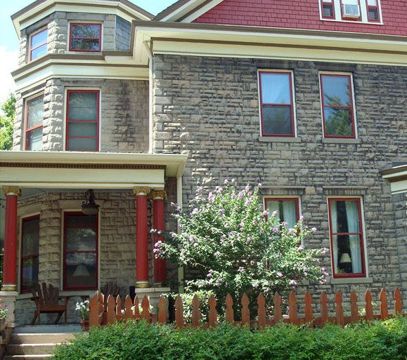 arts+and+crafts+exteriors+with+red+brick | Exterior Products for your Arts & Crafts Home