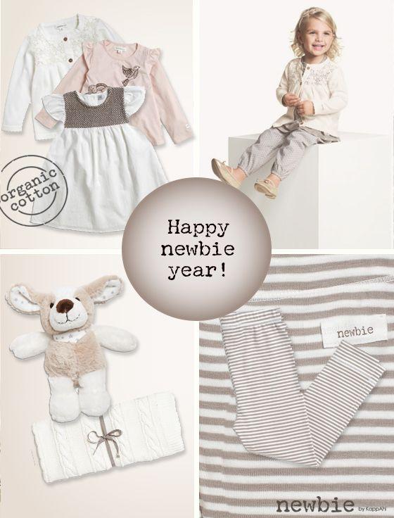 SØte klær fra newbie kolleksjonen til Kappahl