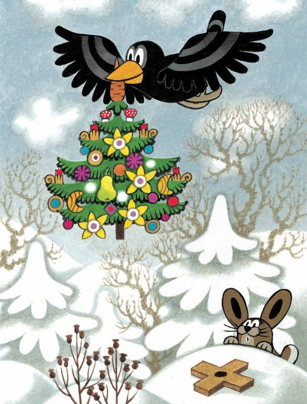 Krtek a Vánoce