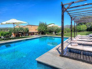Masia Cal Mingo, vlakbij Sitges, BCN. Charmant Catalaans Country Villa in midden van wijngaarden
