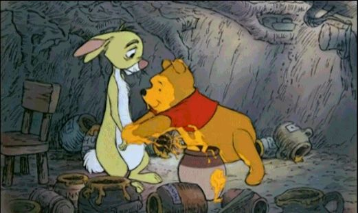 11 Steps To A Better You, By Winnie the Pooh lesson 3 never take advantage of a dear friend hospitalitya small smackerel is not the same thing as a hefty helping