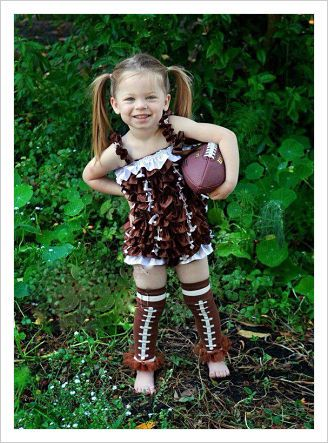 Many thanks Football baby costume something is
