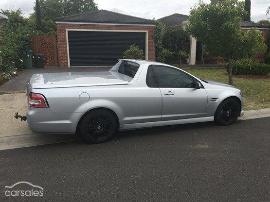 2008 Holden Ute SV6 VE Auto-$12,000*