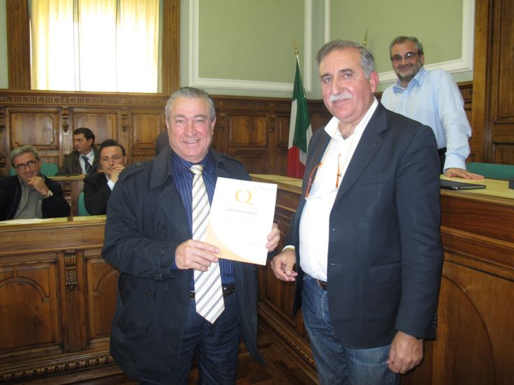 Premiazione Campobasso 30 Aprile 2014