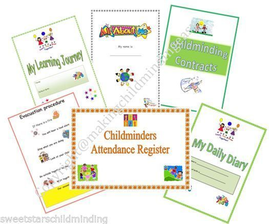 16 best childminding paperwork images on Pinterest Childminding - free child travel consent form template