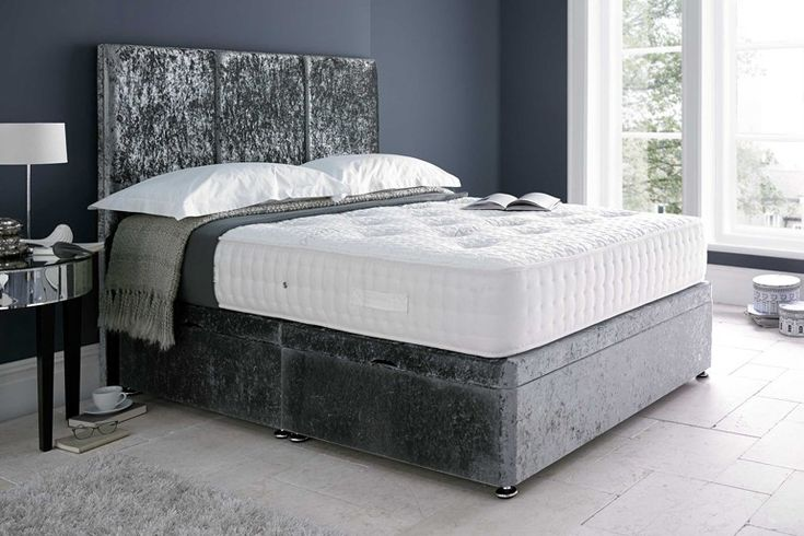 Luna Ottoman Bed available online with Beds on Legs.