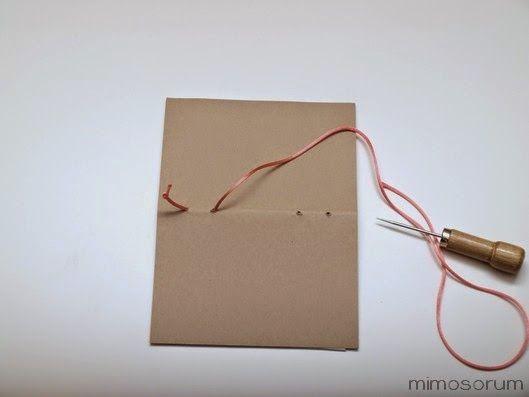 17 mejores ideas sobre como hacer una libreta en pinterest - Como hacer una mosquitera ...