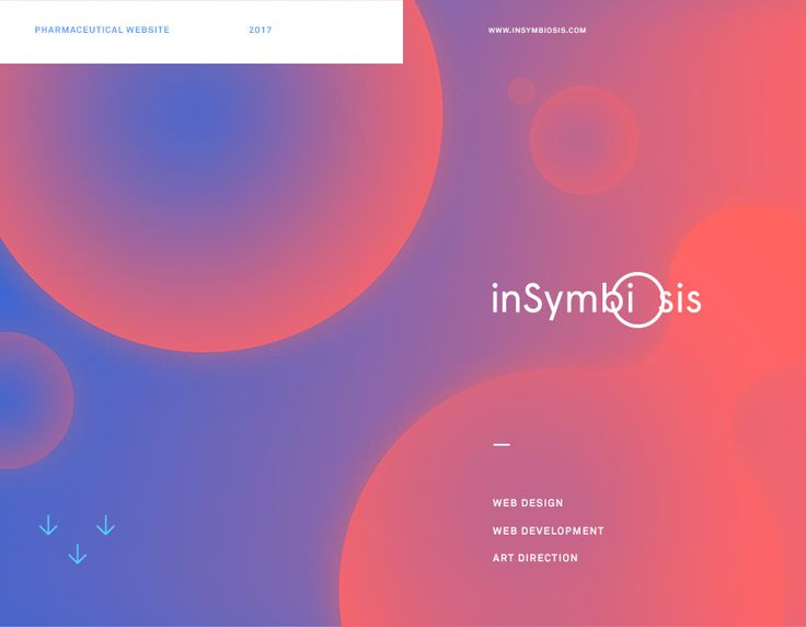 다음 @Behance 프로젝트 확인: \u201cInSymbiosis Website\u201d https://www.behance.net/gallery/52071075/InSymbiosis-Website