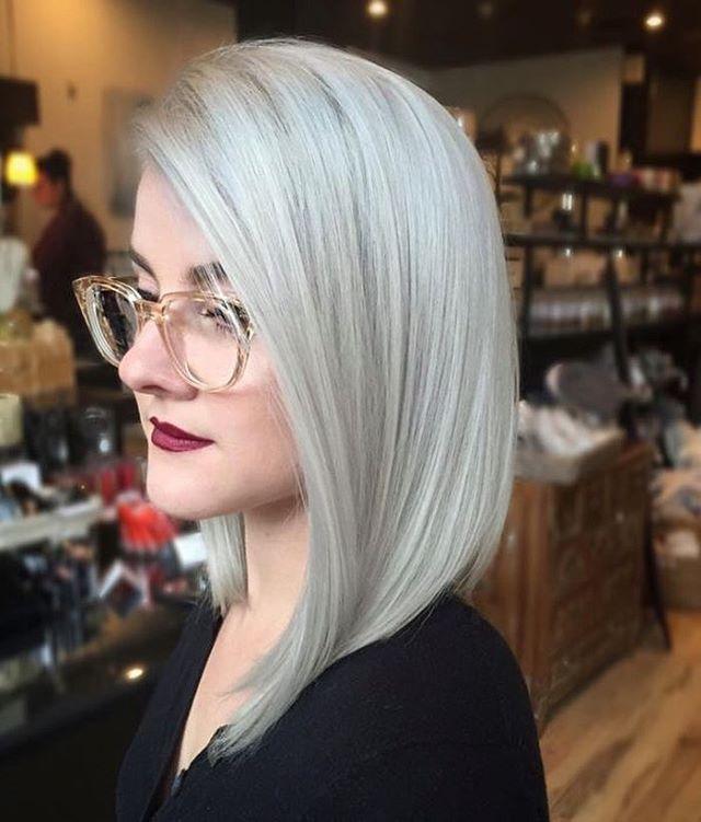 161 best Bleached & Platinum Blonde Hair 2 images on Pinterest ...