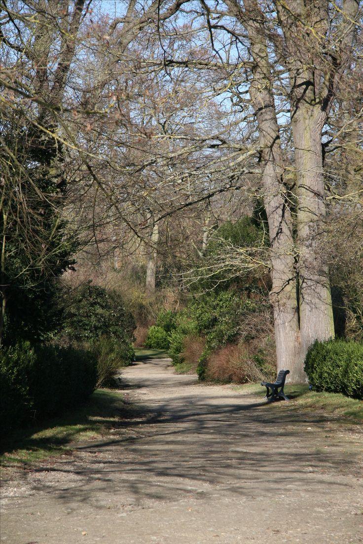 Vers le jardin à l'anglaise ...  (C) MAN