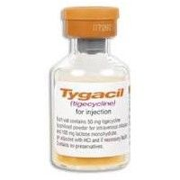 Buy Tygacil online, it is an antibiotic typically useful for treating infections caused by susceptible bacteria. Generic Tigecycline is an active component present in this drug, which is similar to tetracycline antibiotics. This medication possesses activity against a vast number of bacteria. This antibiotic stops bacteria from proliferating, but it does not kill bacteria.
