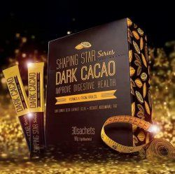 Dark Cacao Shaping Star Series 1box 30sachets 【Try Now RM140 Only】