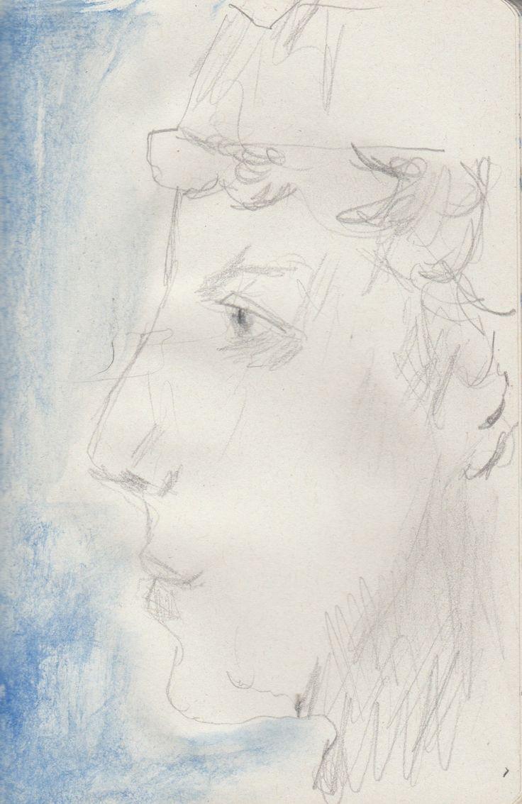 ritratto virile di Piero Pollaiolo