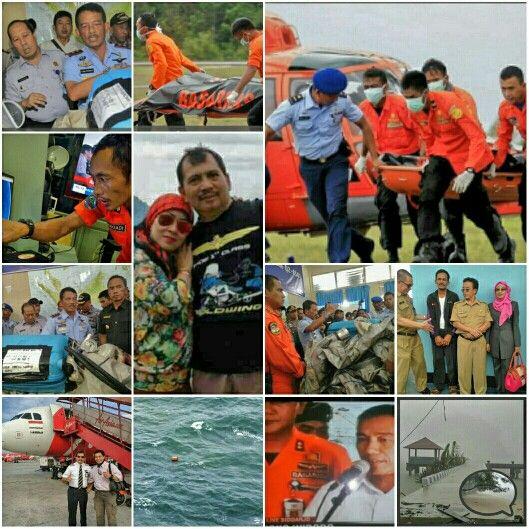 Rescue Mission, Air Asia QZ 8501