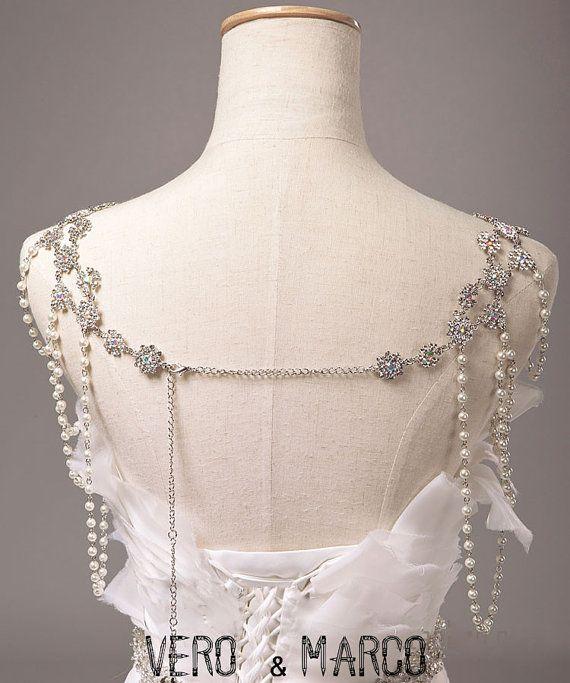 18 best ideas about Shoulder necklaces on Pinterest ...
