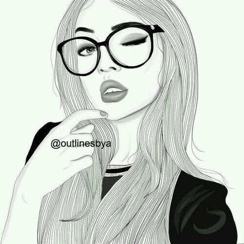 Drawing Eyes, Drawing Girls, Girl Drawings, Face Drawings, Drawing People,  Cartoon Drawings, Drawing Art, Tumbler Drawings, Hipster Wallpaper