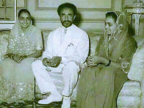 Him in India | History | African royalty, Jah rastafari