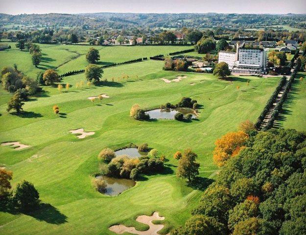 Les Dryades Golf & Spa