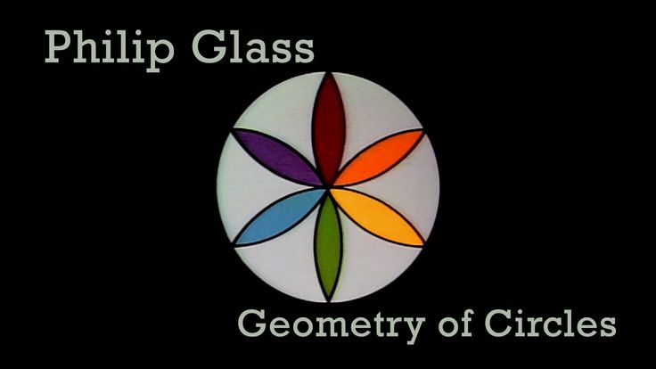 Philip Glass - Sesame Street - Geometry of Circles~ back when Sesame Street was tripped out.
