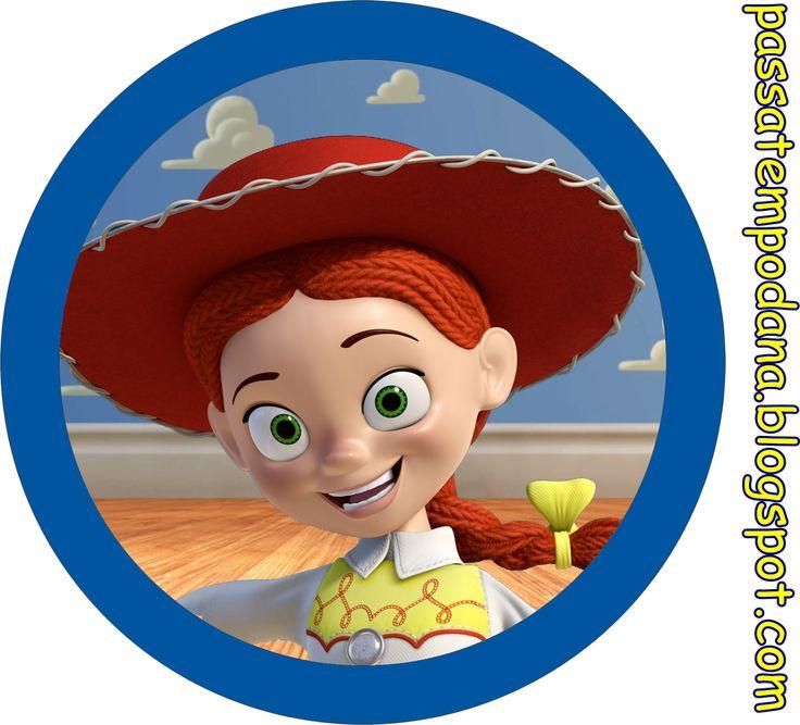 c1f4870e7a3f6 Toy Story  Invitaciones y Etiquetas para Candy Bar para Imprimir Gratis.
