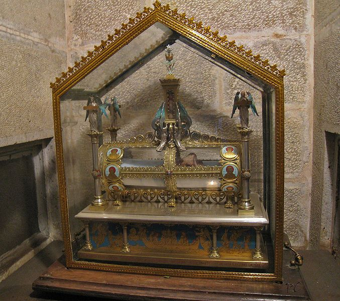 mary magdalene tomb - Reliquary : More Pins Like This At FOSTER-GINGER @ Pinterest