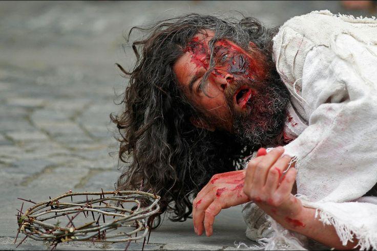 Roumanie. Une Passion du Christ à grand spectacle - Paris Match